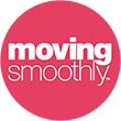 Moving Smoothly Logo